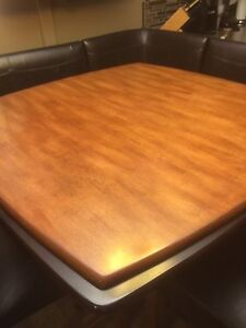 Beautiful solid wood kitchen table