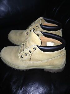 Mens Casual Work Boots Size 11
