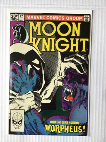 MOON KNIGHT # 12 FIRST PRINT MARVEL COMICS