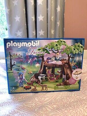 BNIB - Playmobil 'Fairies' 123 piece set