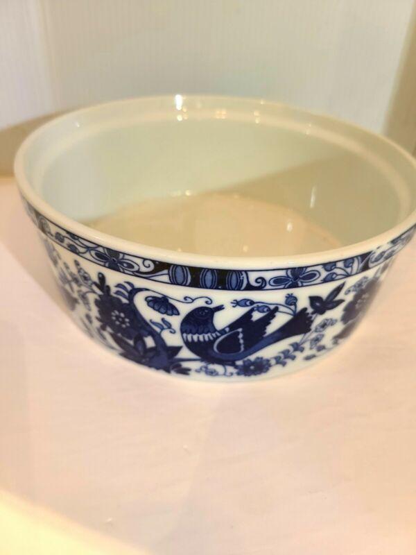 Blue Danube Serving Bowl
