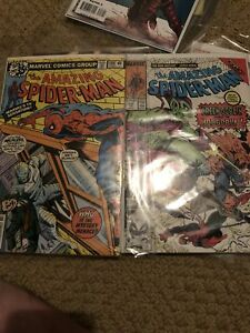 Spider-Man 189 and 312