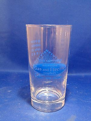 Vintage 1965 Open House Baltimore Gas & Electric Company Tumbler Glass