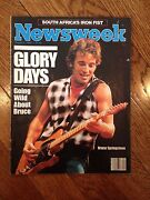 Springsteen Newsweek