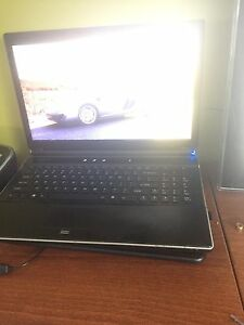GAMING LAPTOP intel core i7 8gb ddr4 ram 128gb ssd