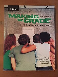 Making the Grade: A Guide to Study and Success