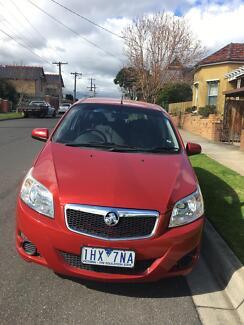 2011 Holden Barina Hatchback