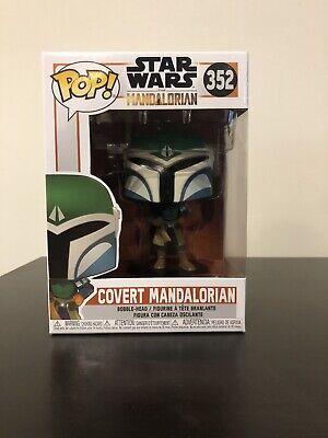 Funko Pop! Star Wars The Mandalorian Covert Pop #352