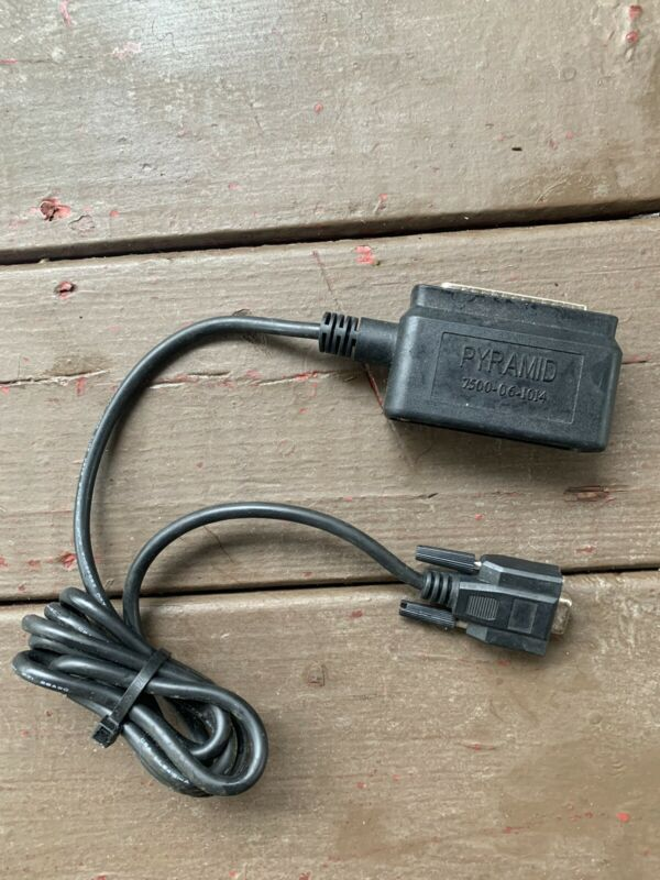 M/A Com Orion M7100 RADIO PYRAMID SVR-200 Dual Band INTERFACE CABLE 7510-06-1014