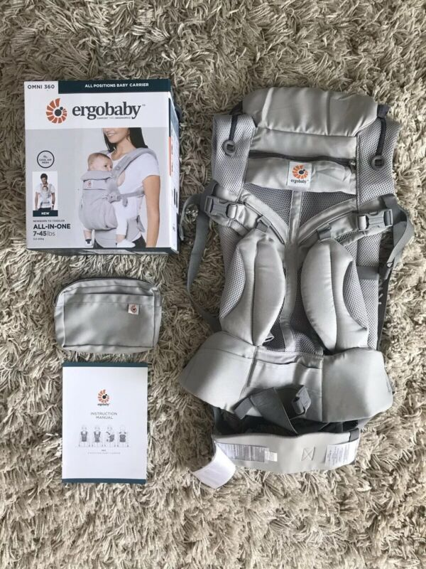 New In Box. Ergobaby Omni 360. Baby Carrier