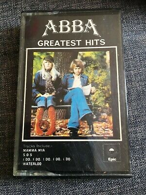 ABBA - GREATEST HITS - UK CASSETTE