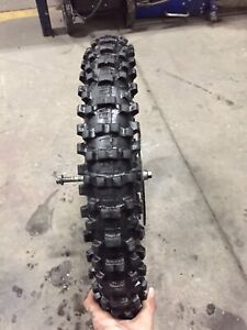 Dunlop geomax mx51f 70/100 front dirtbike tire