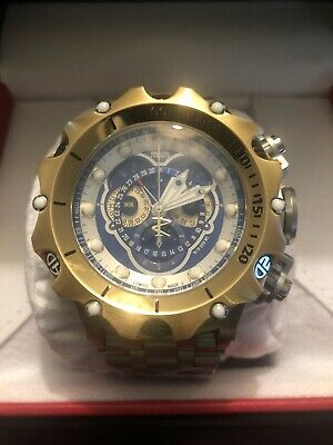 Invicta Reserve 52 MM Hybrid Swiss Master Calendar Bracelet Watch