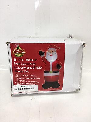 Blow Up Yard Decorations (Santa's Boutique Christmas Blow-Up Yard Decorations,)