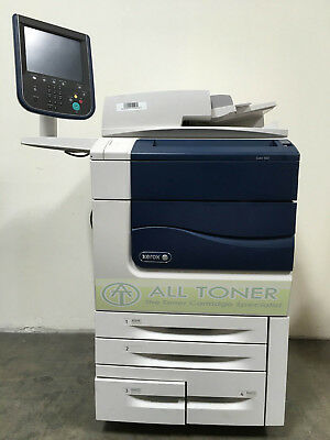 Xerox Color 560 Digital Press Production Printer Copier Scan Fiery 60ppm Laser
