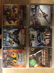6 PS3 games for $20