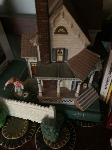 DEPARTMENT 56 THE ADVENTURES OF TOM SAWYER