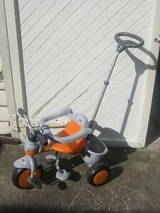 balbi tricycle - pedal or adult steerable Preston Darebin Area Preview