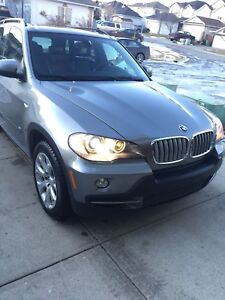 Reduced price 2008 BMW X5 sports 4.8 AWD