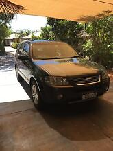2006 Ford Territory Wagon Broome Broome City Preview