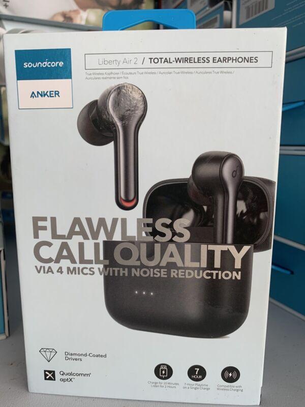 Anker SoundCore Liberty Air 2 True In-Ear Wireless Headset - Black