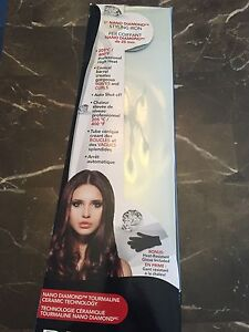 "Revlon Nano Diamond 1"" styling iron"
