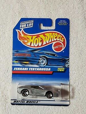 HOT WHEELS #784 FERRARI TESTAROSSA
