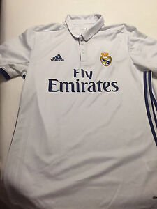 Polo Real Madrid jersey