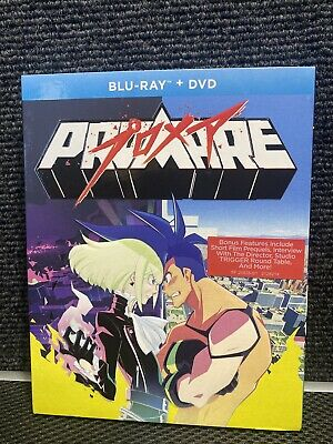 Promare (BLU-RAY + DVD + SLIPCOVER / BRAND NEW