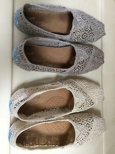 TOMS shoes $20 each pair