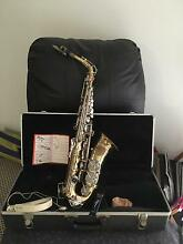 Alto saxophone Kallangur Pine Rivers Area Preview