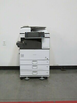 Ricoh MP3053 MP 3053 copier printer scanner - 30 ppm - Only 11K copies for sale  Shipping to Nigeria