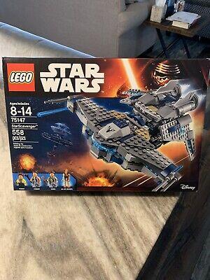 LEGO Star Wars StarScavenger 75147 - Damaged Box - Unopened