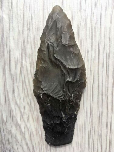 Ancient stone tip. Neolithic. 4