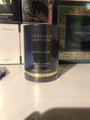 Versace Versace Pour Femme Dylan Blue Eau De Parfum Spray 30ml Womens Perfume