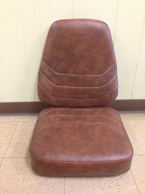 Case 580sk Super K Backhoe Suspension Seat Cushion Set