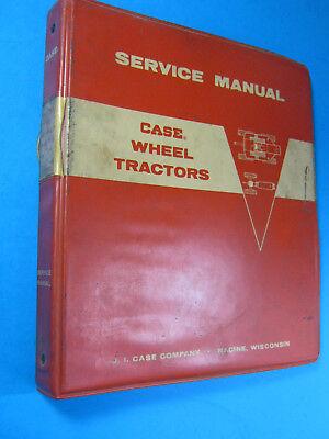 Case 150 190 T90 Compact Tractor Service Manual Rac 9-77981 Original