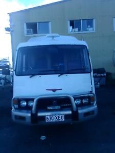 Toyota coaster motor home Rocklea Brisbane South West Preview