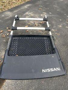 00 04 Nissan Xterra Roof Rack Front Fairing Ebay