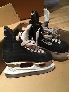 Patin à glace de hockey pour garçons