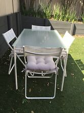 Outdoor dining table. + chairs Baulkham Hills The Hills District Preview