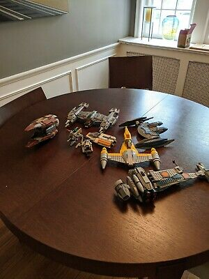 LEGO Star Wars Lot 6 Ships
