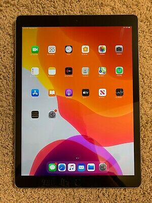Apple iPad Pro 2nd Gen 64GB, Wi-Fi + 4G (Unlocked), 12.9 in Space Gray MQED2LL/A