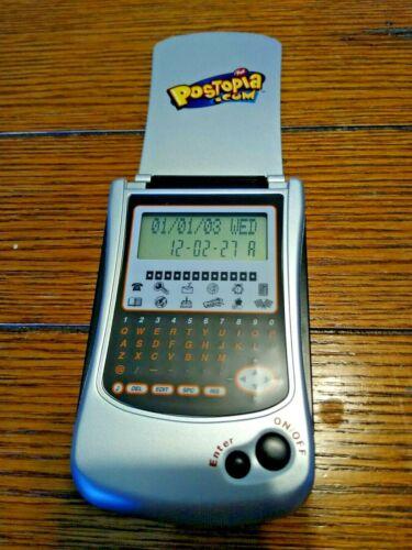 Post Postopia PDA Personal Digital Pocket Organizer - Toy - Cereal Premium - NIB