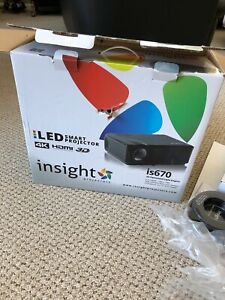 New Led smart projector