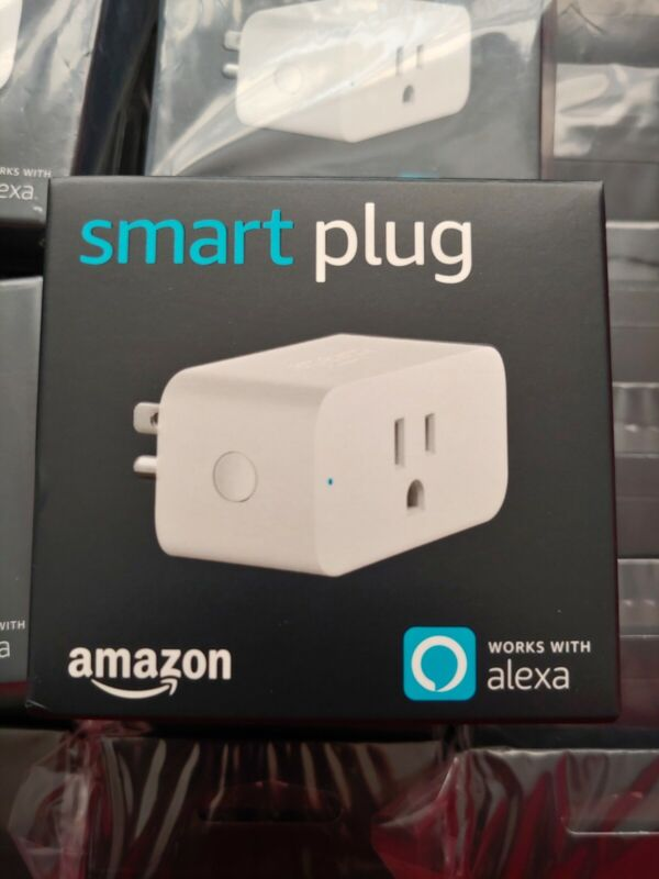 Latest Generation Amazon Smart Plugs. Control outlets with Alexa and Wifi!