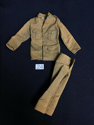 VINTAGE ACTION MAN - MP TUNIC & TROUSERS