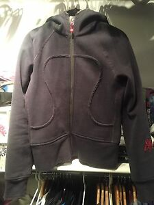 Women's size 6 distressed Lululemon hoodie