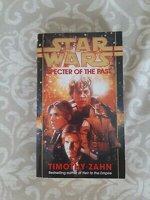 Star Wars Book Specter Of The Past Paperback Timothy Zahn