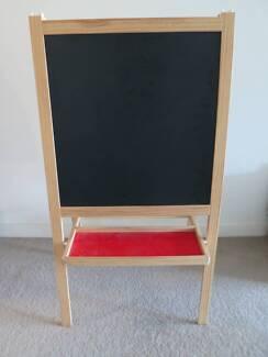 MÅLA easel Blackboard / Whiteboard Rhodes Canada Bay Area Preview